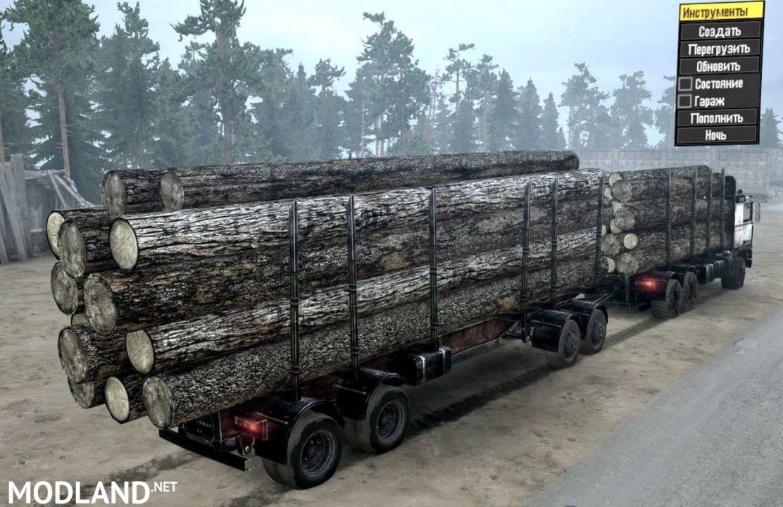 Volvo FL Truck v14.11.17 - Spintires: MudRunner