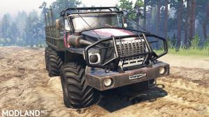 Ural-4320-10 v2.3 for SpinTires