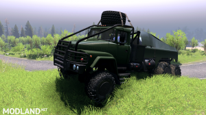Kraz-260 version 1.9, 2 photo