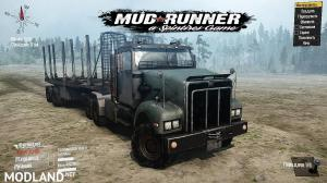 Western Star LEGOV-TBT100 - Spintires: MudRunner, 1 photo