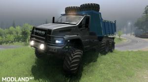 Ural Next «ARMATA» version 10.07.18 for (v03.03.16), 1 photo