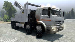 KamAZ-6560 Super version 1.0 for (v03.03.16), 1 photo