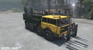 Tatra 813 Kolos Kings OFF ROAD v 1.0