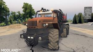 "URAL ""POLARNIK"" [UPDATE] 27.11.17 - SPIN TIRES V03.03.16, 1 photo"