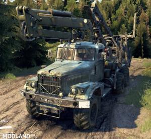 KRAZ-255 READER , 1 photo