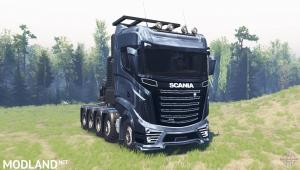 Scania R1000 for SpinTires, 5 photo