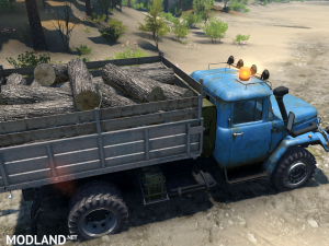 Amur-531384 version 2.0 for SpinTires (v03.03.16)