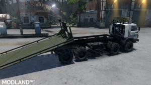 "KamAZ-6351 ""Mustang"" Timber truck version 14.02.18 for (v03.03.16), 2 photo"