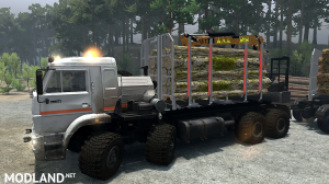 KamAZ-6560 Super version 1.0 for (v03.03.16), 3 photo