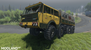 Tatra 813 Kolos Kings OFF ROAD v 1.0 , 3 photo