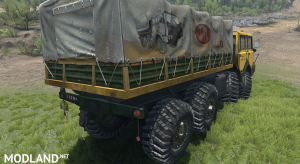 Tatra 813 Kolos Kings OFF ROAD v 1.0 , 2 photo