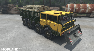 Tatra 813 Kolos Kings OFF ROAD v 1.0 , 4 photo