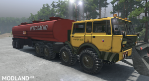 Tatra 813 Kolos Kings OFF ROAD v 1.0 , 7 photo