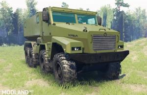 """Ural """"alligator"""" for Spintires 2014, 3 photo"""