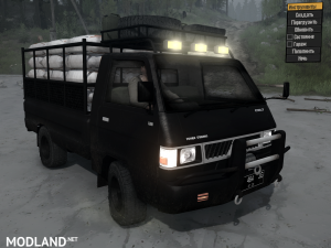 Mitsubishi Colt L300 for Spintires: MudRunner, 3 photo
