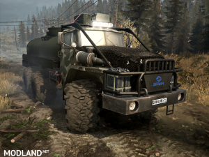 Ural-43201 SGS version 17.11.17 for Spintires: MudRunner (v07.11.17), 3 photo