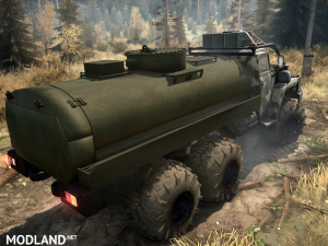 Ural-43201 SGS version 17.11.17 for Spintires: MudRunner (v07.11.17), 4 photo