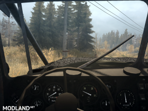 Ural-43201 SGS version 17.11.17 for Spintires: MudRunner (v07.11.17), 5 photo