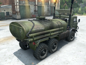 KAMAZ-5350 version 08.01.18 for v03.03.16