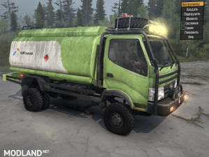 Hino 300 Series - 130HD for Spintires: MudRunner, 5 photo