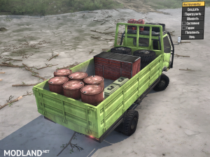 Hino 300 Series - 130HD for Spintires: MudRunner, 1 photo