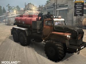 Ural Polarnik version 17.11.17 for Spintires: MudRunner (v07.11.17), 3 photo