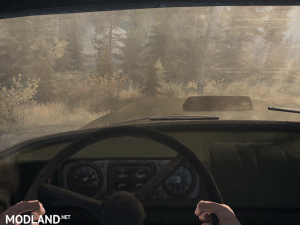 The Zil-E133 version is 19.11.17 for Spintires: MudRunner (v07.11.17), 3 photo