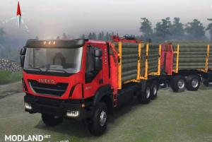 IvecoTrakker 420 420S, 3 photo