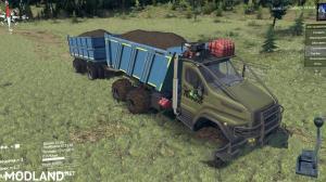 Ural Next Forester V1
