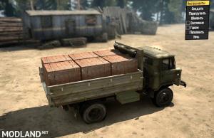 Gas-66 Truck v1.0 - Spintires: MudRunner, 3 photo