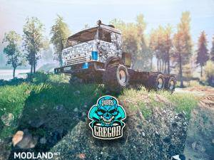 KaMaZ-43114 SGS v1.0 - Spintires: MudRunner , 3 photo