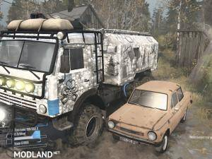 KaMaZ-43114 SGS v1.0 - Spintires: MudRunner , 6 photo