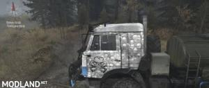 KaMaZ-43114 SGS v1.0 - Spintires: MudRunner , 5 photo