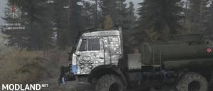 KaMaZ-43114 SGS v1.0 - Spintires: MudRunner , 4 photo