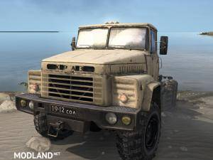 Original model Kraz-260 truck - Spintires: MudRunner , 1 photo