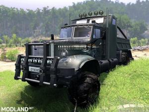 "KrAZ 255 ""Crocodile"" version 05.07.17 , 1 photo"