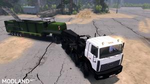 W. I. P VOLAT(Minsk wheel tractor plant) pack