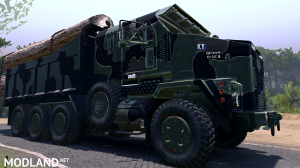 Oshkosh M1100 Super Duty HET v 1.0, 4 photo