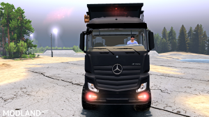 Mercedes-Benz MP4, 2 photo