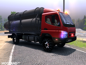 Mitsubishi Fuso Canter SV, 4 photo