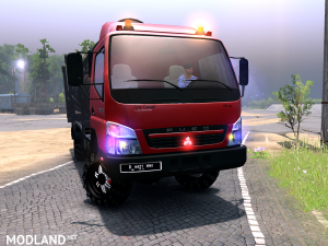 Mitsubishi Fuso Canter SV, 3 photo