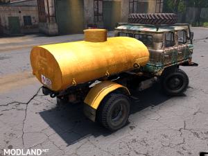 """Gas 66 """"Diesel"""", 5 photo"""