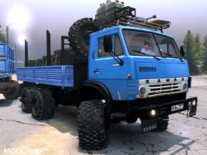 KamAZ-4310 «ARMATA» version 14.10.17, 3 photo