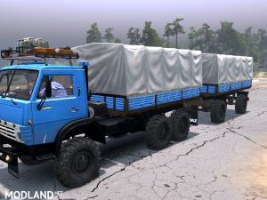KamAZ-4310 «ARMATA» version 14.10.17, 2 photo