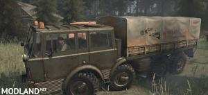Tatra 813 8×8 Pack v13.11.17 - Spintires: MudRunner , 5 photo