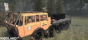 Tatra 813 8×8 Pack v13.11.17 - Spintires: MudRunner , 3 photo
