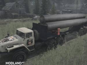 Ural-4320 v07.11.17 - Spintires: MudRunner, 1 photo