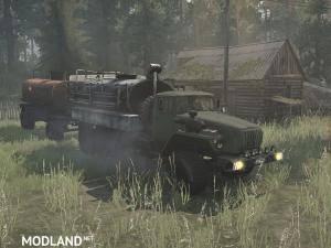 Ural-4320 v07.11.17 - Spintires: MudRunner, 3 photo