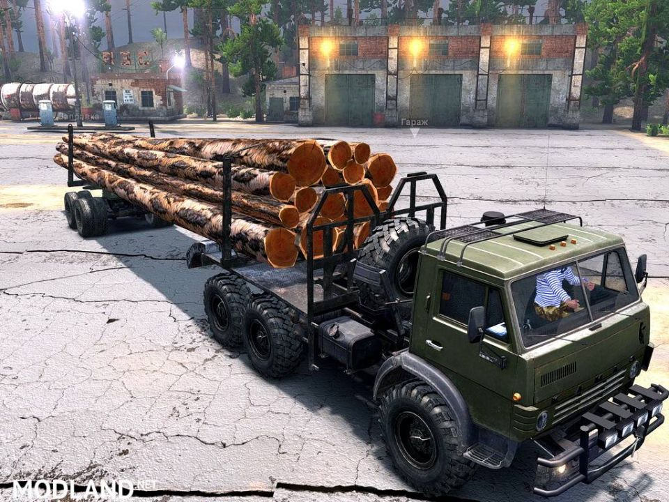 """Texture """"Logs"""" version 2.0"""