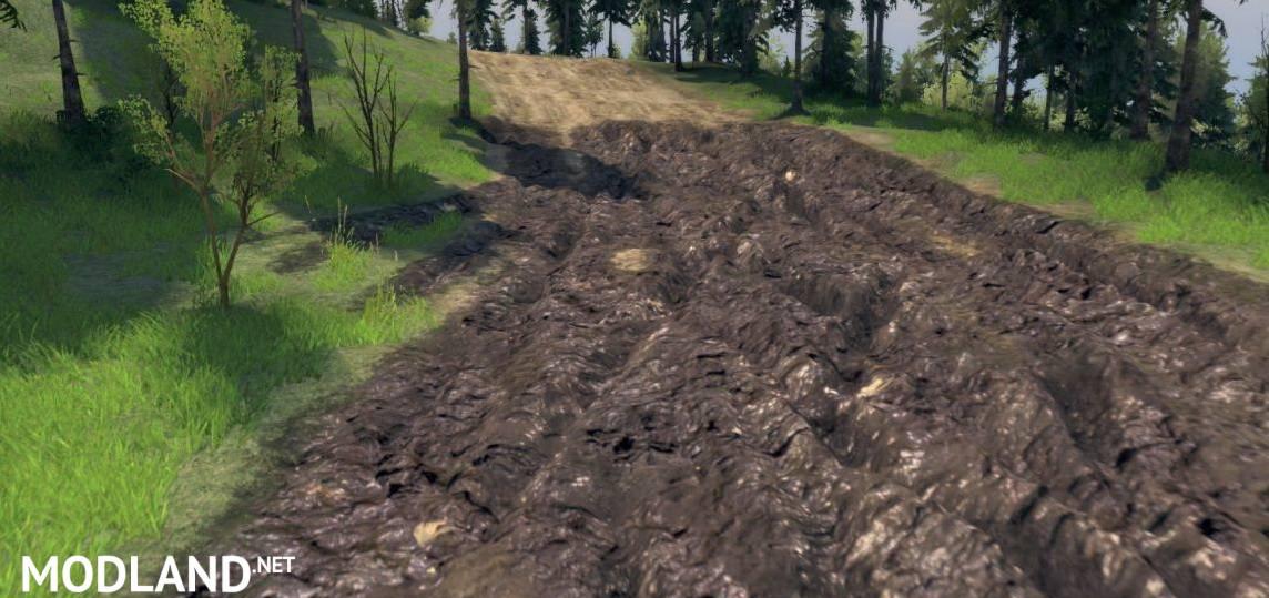 Texture mud v 1.0 for (v03.03.16)